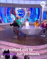 Whoopi Goldberg surprises 'The View' co