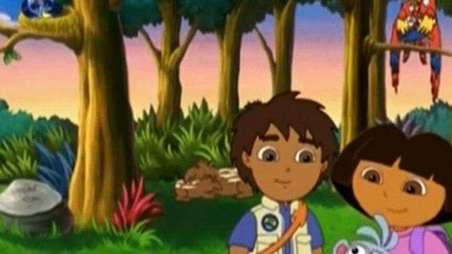 Dora the Explorer Season 3 Episode 21 - Boots' Cuddly Dinosaur