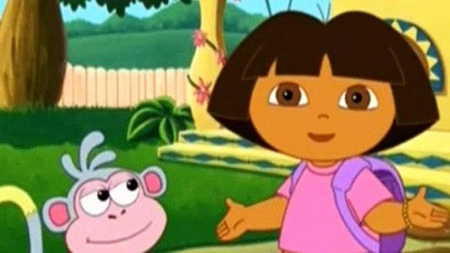 Dora the Explorer Season 3 Episode 22 - Job Day