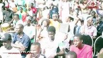 Fan zone Sea Plaza - La belle prestation de Didier Awadi après la victoire