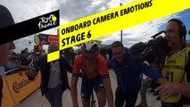 Onboard camera Emotions - Étape 6 / Stage 6 - Tour de France 2019