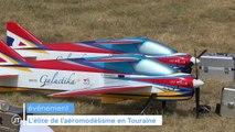 L'élite de l'aéromodélisme en Touraine