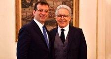 İBB Başkanı İmamoğlu: Başkanlığımı ilk dile getiren Zülfü Livaneli'ydi