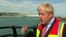 Boris reaffirms support for Sir Kim Darroch