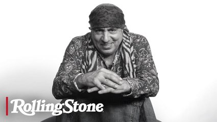 The First Time: Steven Van Zandt