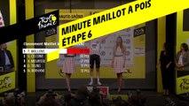 La minute Maillot à pois Leclerc - Étape 6 - Tour de France 2019