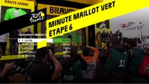 La minute Maillot Vert ŠKODA - Étape 6 - Tour de France 2019