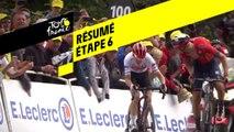 Résumé - Étape 6 - Tour de France 2019