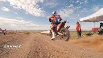 Rally della via della seta, si prosegue tra i sentieri della Mongolia