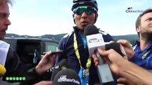"Tour de France 2019  - Nairo Quintana 7e de la etapa: ""Todo está bien, el Tour apenas comienza"""