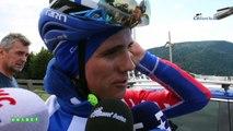 """Tour de France 2019 - David Gaudu : """"Ça va donner encore plus de confiance dans l'équipe que Thibaut Pinot finisse avec les favoris"""