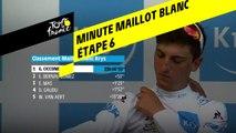 La minute Maillot Blanc Krys - Étape 6 - Tour de France 2019