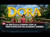 Lanzan segundo avance de 'Dora y la Ciudad Perdida'