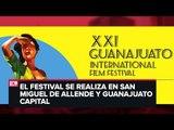 Sarah Hoch habla sobre el Festival Internacional de Cine de Guanajuato