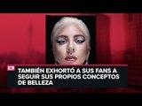 Lady Gaga lanza línea de cosméticos