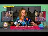 Elizabeth Álvarez confiesa que Jorge Salinas es un gran padre | Sale el Sol
