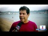 Acapulco tiene 5 de las playas más contaminadas de México   Noticias con Yuriria Sierra