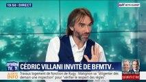 """Edouard Philippe candidat à la mairie de Paris ? Cédric Villani assure que le Premier ministre ne lui en a """"jamais parlé"""""""