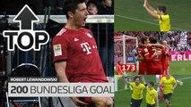 Bundesliga: Robert Lewandowski, all goals