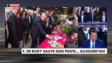 Robert Ménard - CNews jeudi 11 juillet 2019