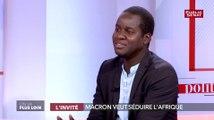 Macron rencontre la diaspora africaine : « une reconnaissance politique », selon Ousmane Ndiaye