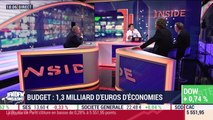 Budget: 1,3 milliards d'euros d'économies - 11/07