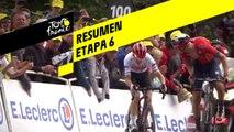 Resumen - Etapa 6 - Tour de France 2019