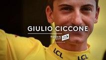 Tour de France 2019 : Le rêve insoupçonnable de Giulio Ciccone