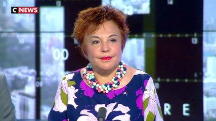 Sylvain Maillard - CNews jeudi 11 juillet 2019