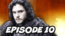 Game Of Thrones Season 5 Episode 10 - Finale TOP 10 WTF and Easter Eggs
