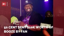 50 Cent Fans Are Committed To His Happiness