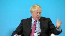 Boris strikes optimistic tone on Breixt