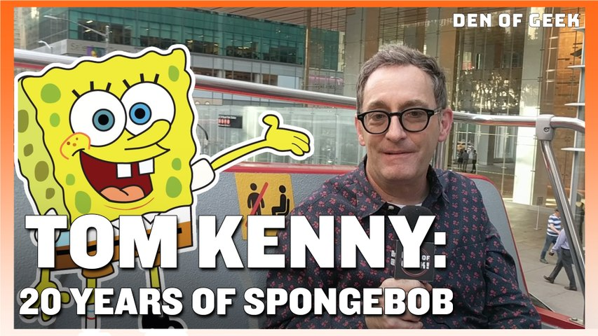 SpongeBob SquarePants' 20th Anniversary Bus Tour