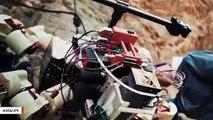 Meet LEMUR, NASA's Four-Limbed Robot For Exploring Alien Worlds
