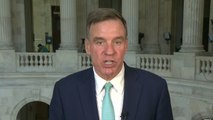 Amid reports of upcoming ICE raids, Sen. Mark Warner defends vote for $4.6 billion border aid bill