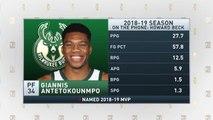 The Jim Rome Show: Giannis Antetokounmpo's future with the Bucks