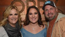 Garth Brooks Shares Rare Photo With Daughter Allie In Support of Her Music!