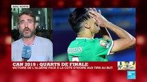 CAN-2019 : L'Algérie est en demi-finale ! Victoire des Algériens face à la Côte d'Ivoire aux tirs au but