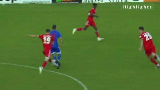 Konstantinos Fortounis Serious Injury - Olympiakos Piraeus vs Hamburger SV - Full Replay 10.07.2019