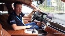 Essai- BMW 745Le
