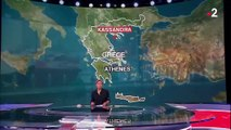 Grèce : l'état d'urgence déclenché suite à une tornade meurtrière