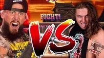 EX-WWE ENZO NZO AMORE VS AEW JOEY JANELA , WHO STARTED IT? ALL ELITE WRESTLING - BEING THE ELITE