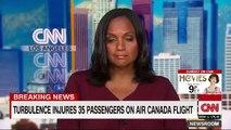 Air Canada: 35 blessés à bord d'un Boeing 777-200 qui a du faire un atterrissage d'urgence cette nuit à Honolulu