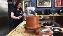 Las tortas de chocolate de Victoria Delgado con Tronchatoro