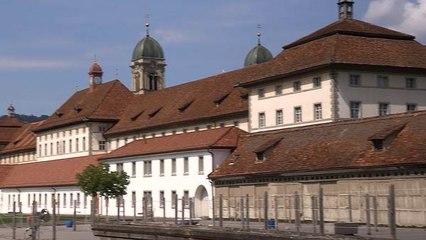 Benediktinerkloster Einsiedeln – die Pferde der Madonna