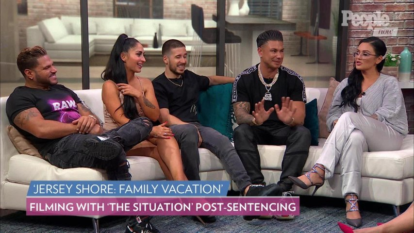 'Jersey Shore' Stars Reveal What Mike 'The Situation' Wants to Do When He's Released From Prison