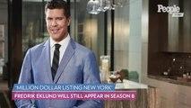 Million Dollar Listing New York's Fredrik Eklund Moves to Los Angeles with Family