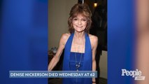 'Willy Wonka' Star Denise Nickerson, 62, Dies After Being Taken Off Life Support
