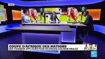 CAN-2019 : La Tunisie brise le rêve de Madagascar et file en demi-finale (3-0)