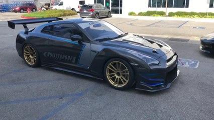 Bulletproof Automotive / GT-RR